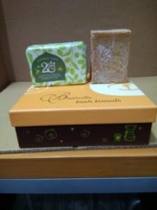 (25)2U阿勒坡25%月桂橄欖油手工古皂250克壹塊定價新台幣500元,買7塊送3塊總共新台幣3500元